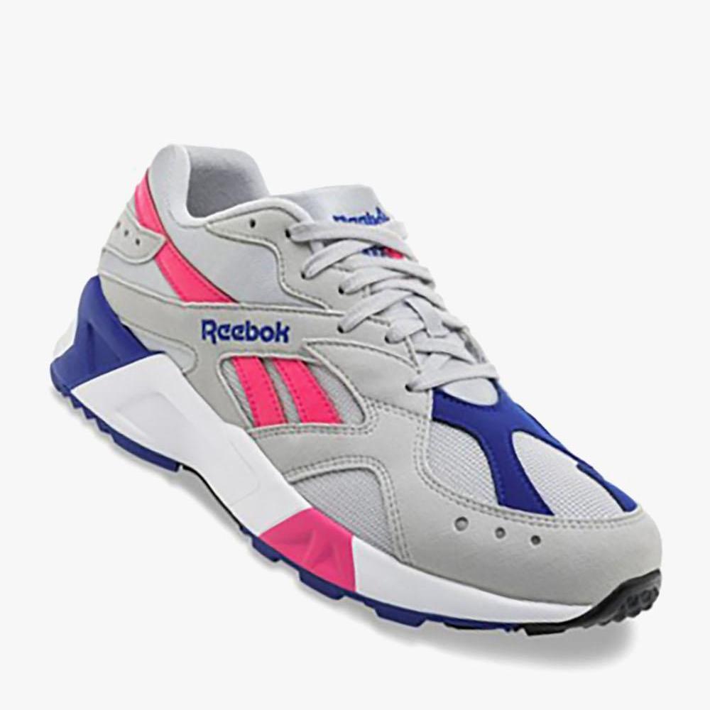 Reebok Aztrek Sepatu Olahraga Wanita - Abu Abu 8902812c96