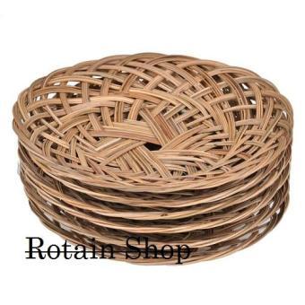Penjualan Piring Lidi/Piring Anyaman Bambu terbaik murah - Hanya Rp42.412