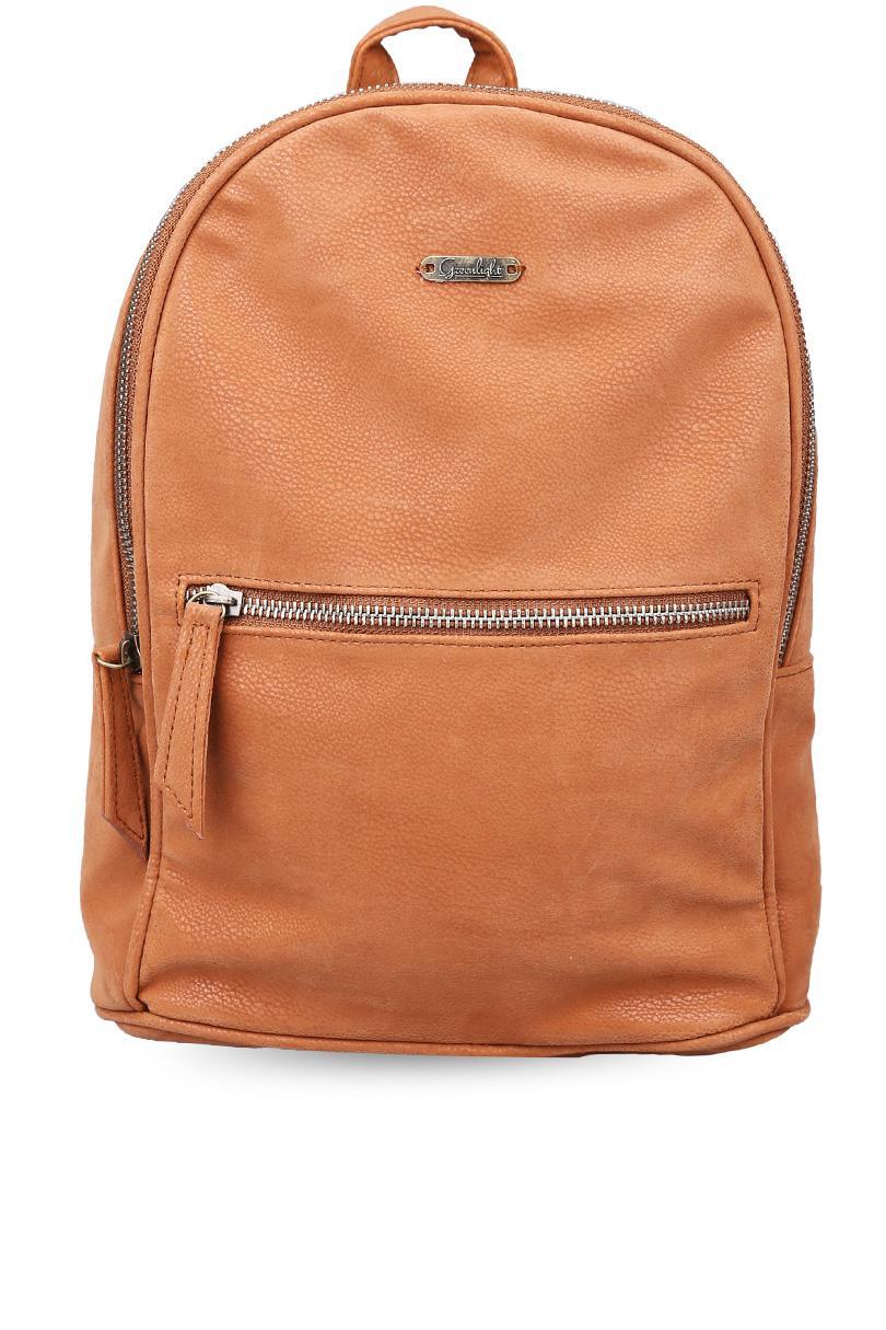 Greenlight Women Bags Backpacks Brown Shoulder Bag