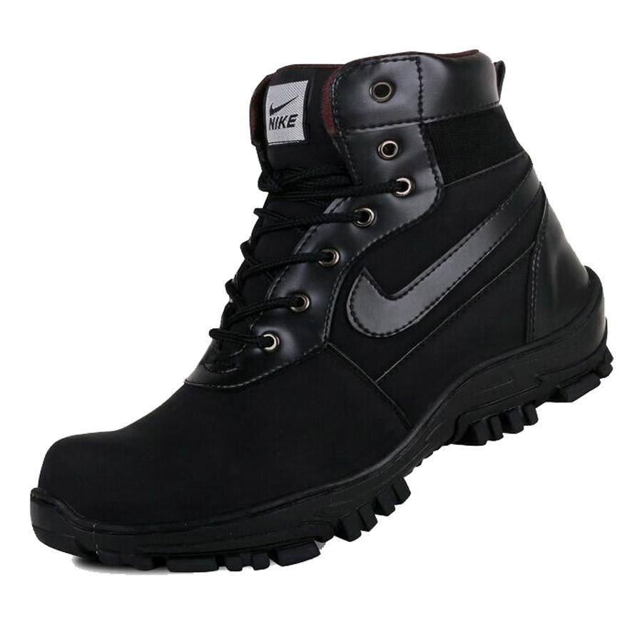 MARVEL'S - Sepatu Pria Safety Low Boots Magnum / Sepatu KULIT Suede / sepatu  tracking / sepatu ujung besi / sepatu bengkel / seapatu kickers / sepatu kerja resmi - FREE KAOS