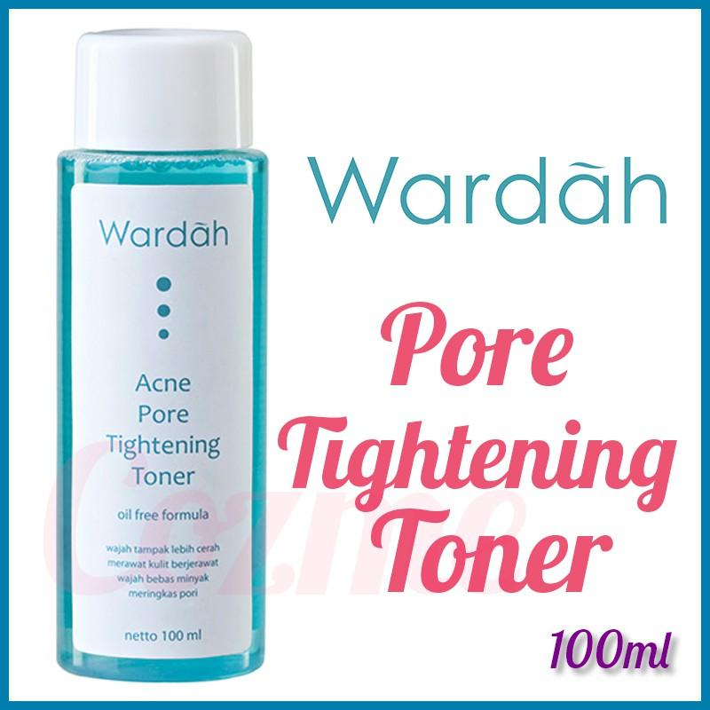 Wardah Pore Tightening Toner 100Ml