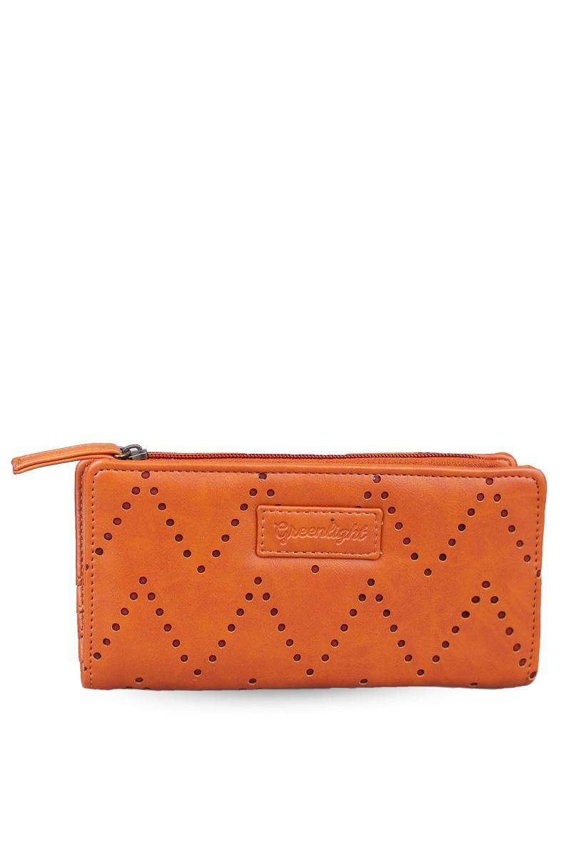 Greenlight Women Bags Wallets & Accessories Wallets Brown