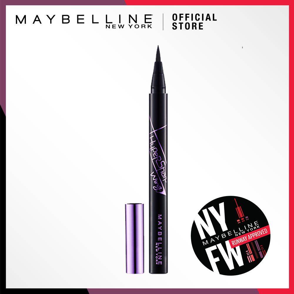 Maybelline Hypersharp Wing Eye Liner - Hitam