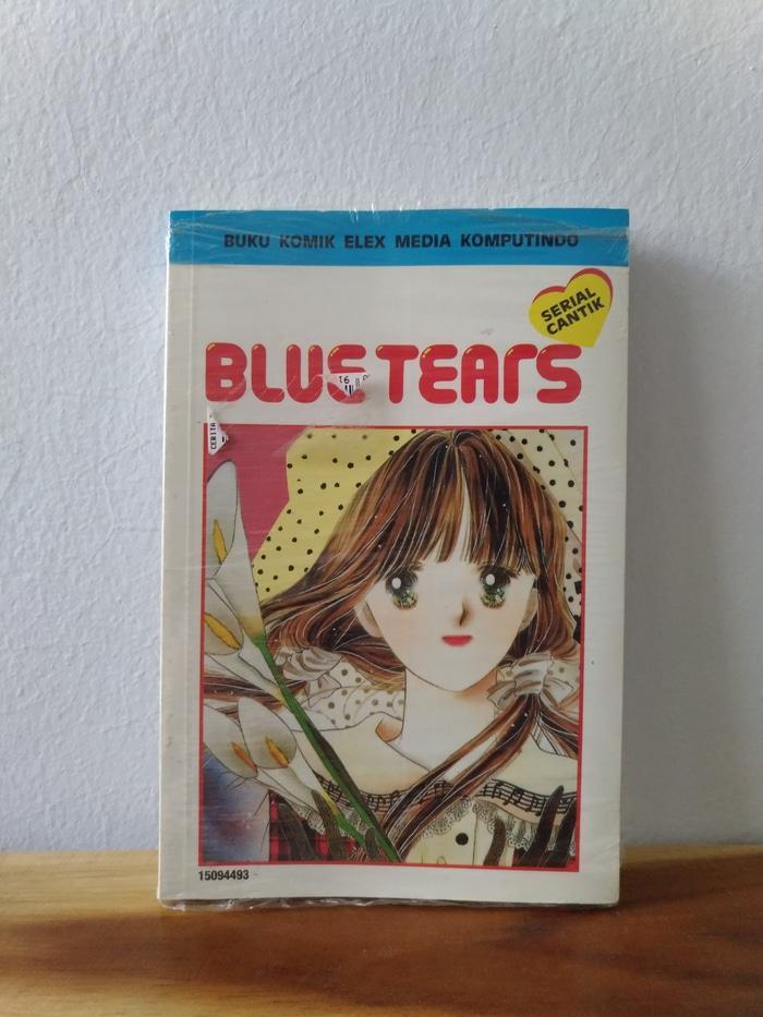 Komik Serial Cantik Blue Tears by Yukari Kawachi