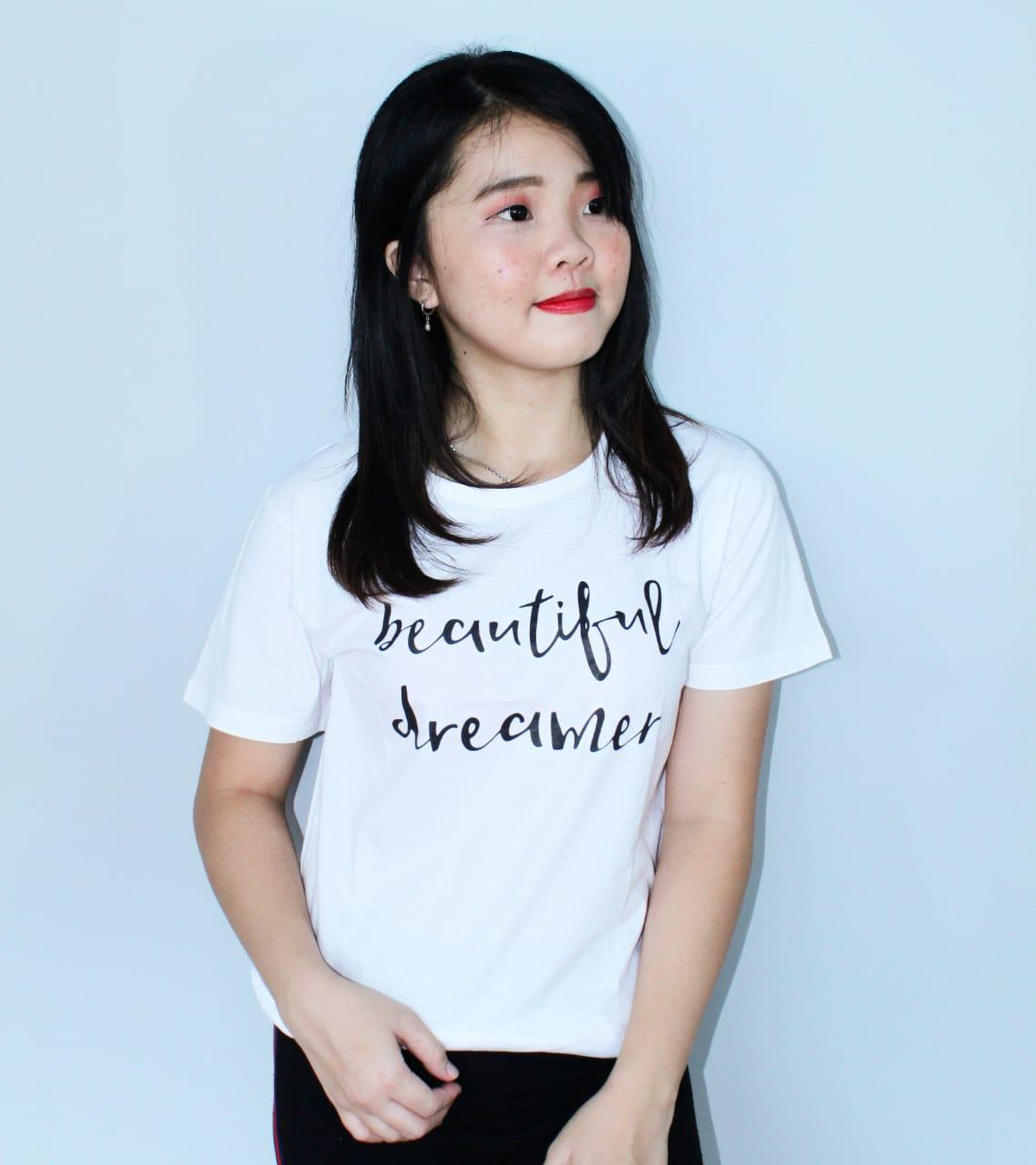 MIKAOS KAOS BEAUTIFUL DREAMER ALL SIZE FIT TO L