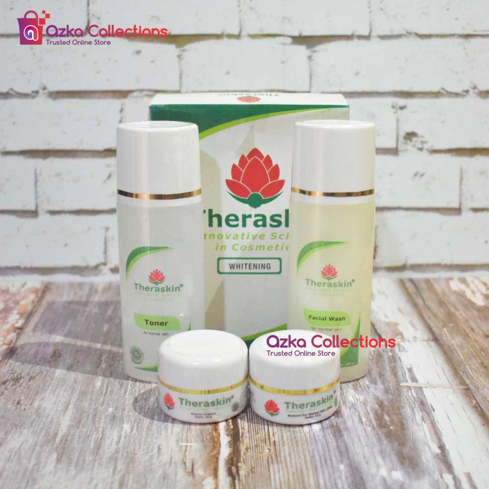 Buy Sell Cheapest Theraskin Original Bpom Best Quality Product Suncare Untuk Kulit Normal Paket Cream Memutihkan Kusam
