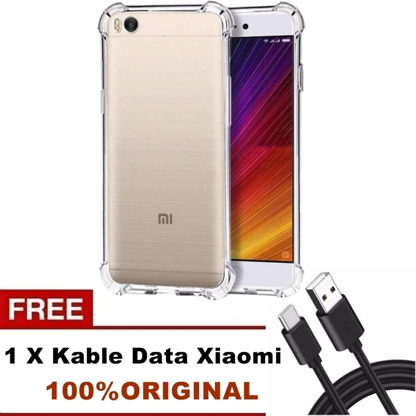 Rp 25.000. Case anticrak for xiaomi redmi 5S FREE Kabel Data ...