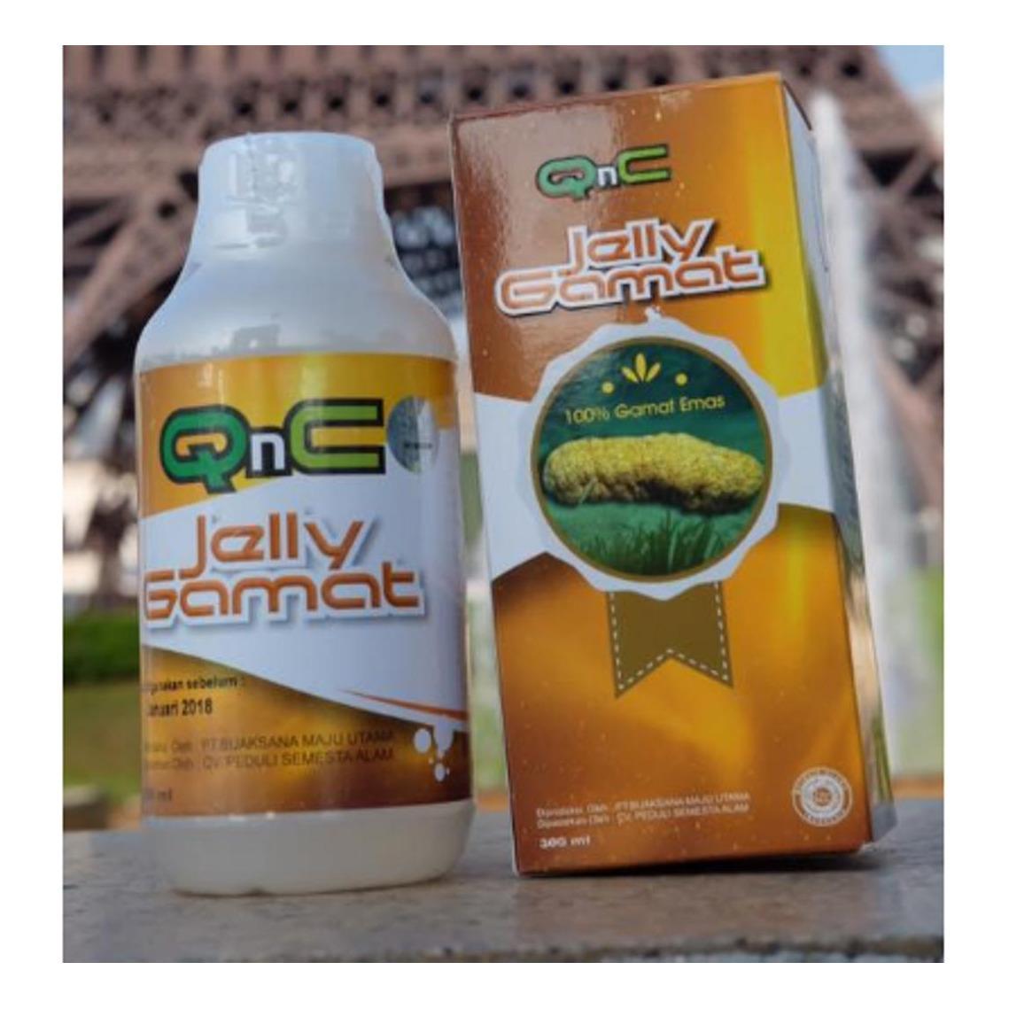 Beli Qnc Jelly Gamat Jeli Jelli Jely Agen Jakarta Original
