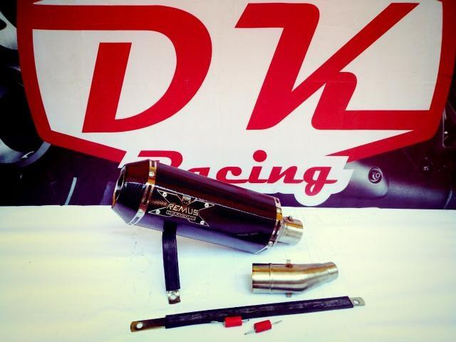 Knalpot Racing Honda Cbr 150 Facelift Slip On By Dk Racing Bekasi.