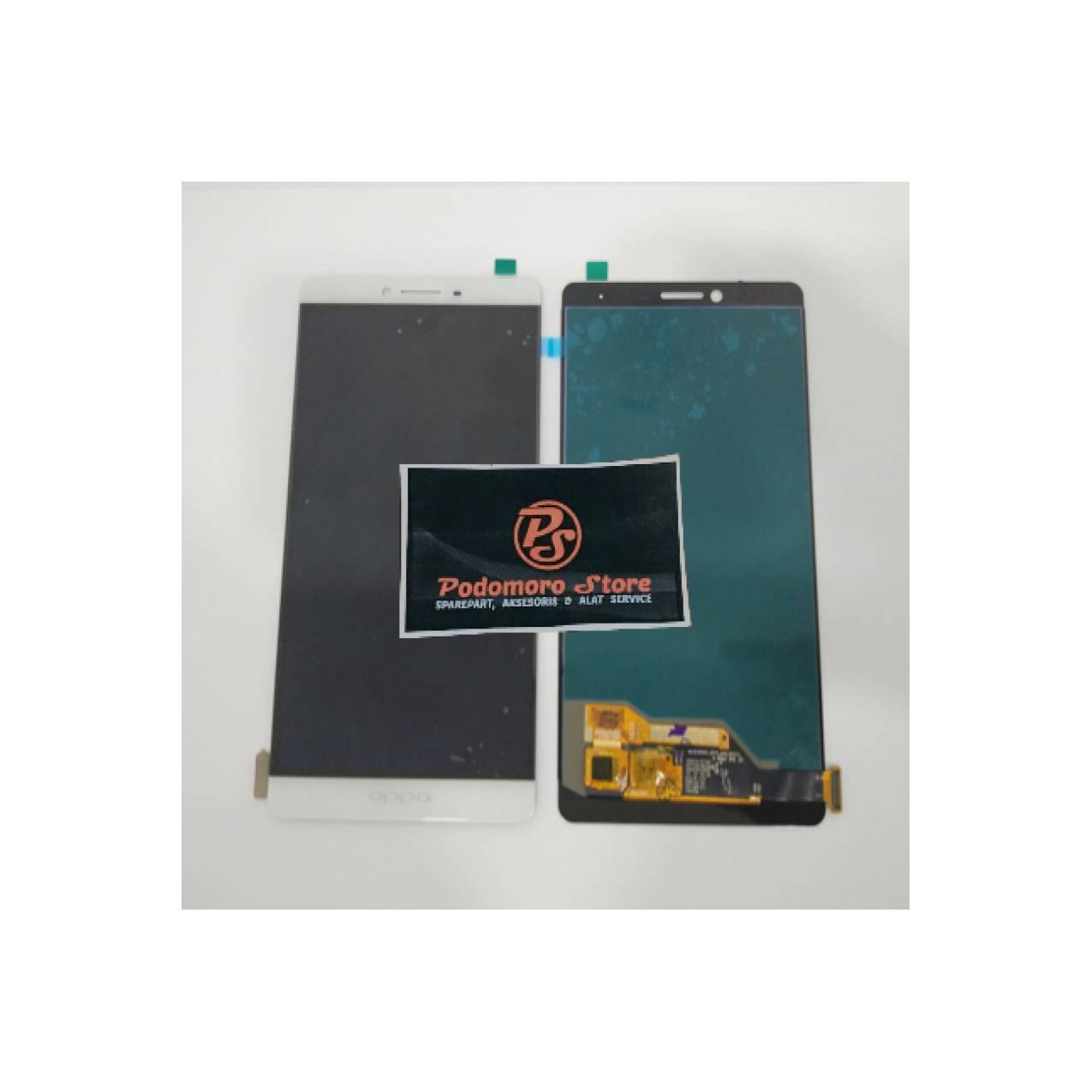 LCD OPPO R7+ R7 PLUS ORIGINAL FULLSET