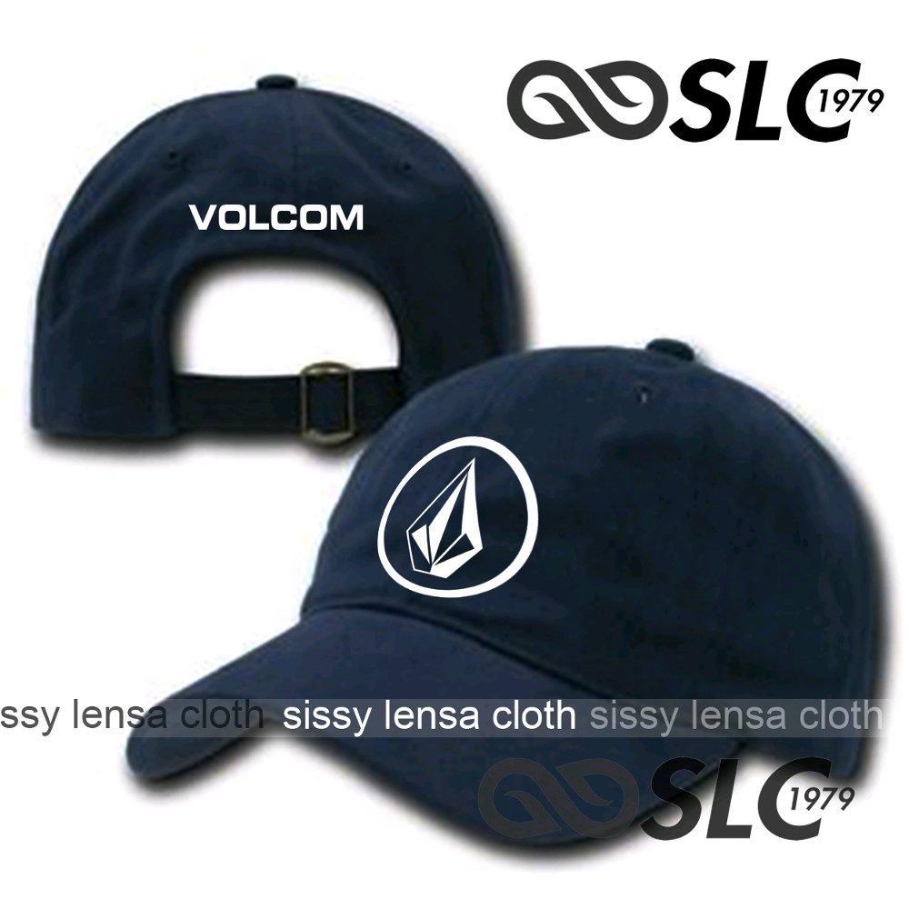TOPI BASEBALL VOLCOM UR96 - SLC di lapak SISSY LENSA CLOTH jodysuseno