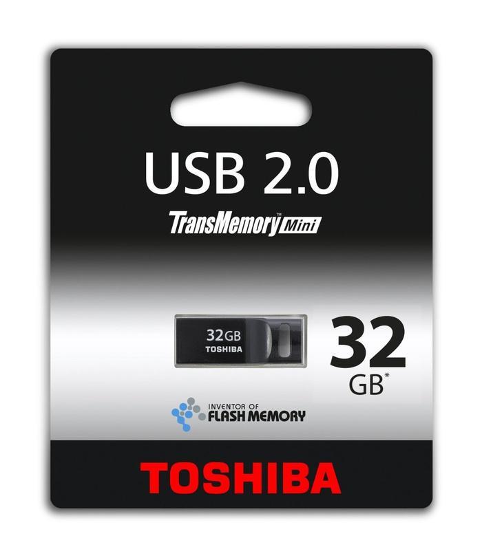 ORIGINAL Toshiba Trans Memory Suruga 32GB