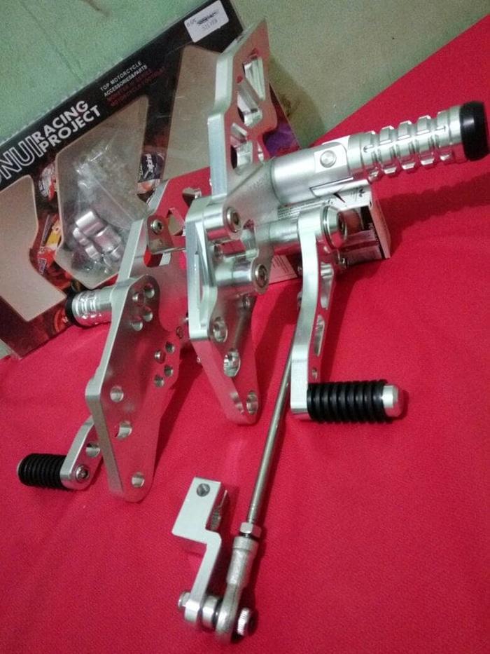 BEST SELLER!!! Underbone NUI Monster V3 Suzuki GSX 150cc - U9AOgB