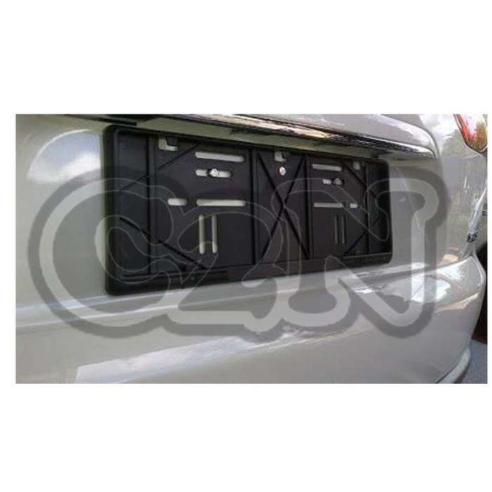 Tempat Dudukan Plat Nomor Model Astra 46 Cm Mobil All New Grand Livina