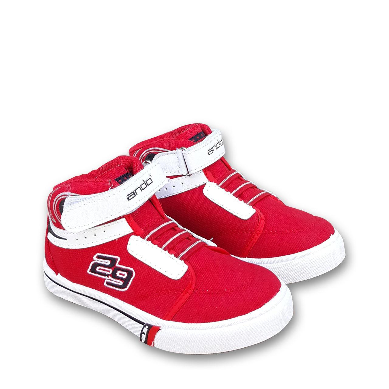 Jual sepatu ando anak murah garansi dan berkualitas  02260170d6