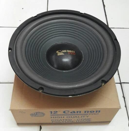 Terlaris CANNON 12 Inch speaker aktif / speaker bass