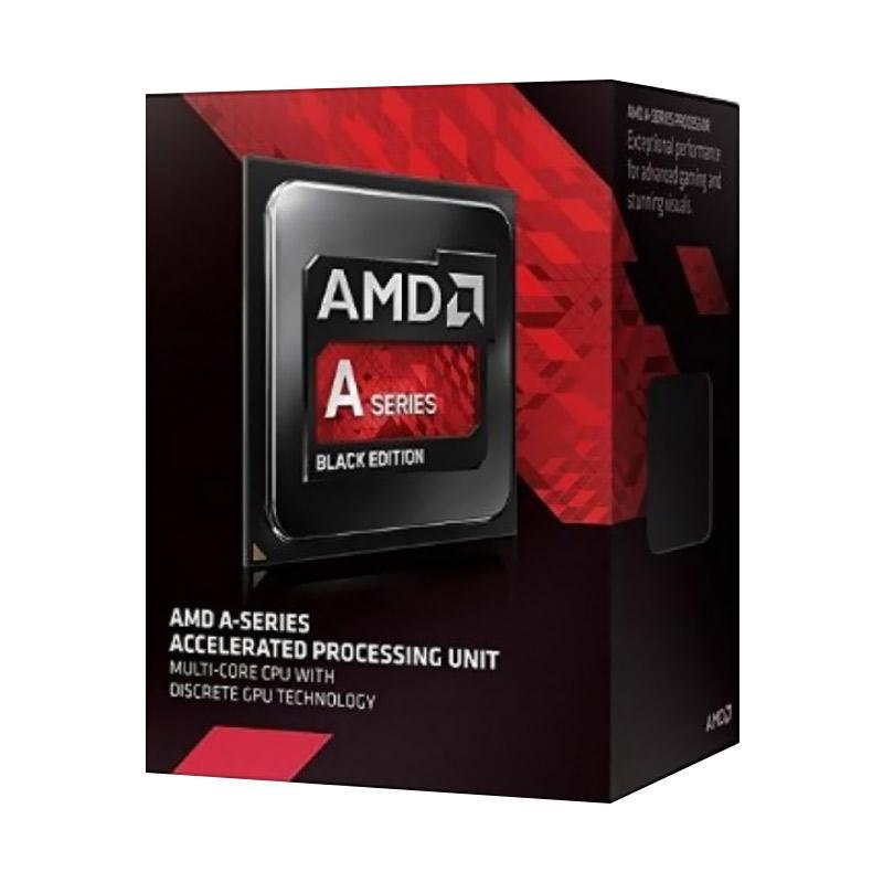 AMD A8 7650K Processor with 95W Quiet Cooler
