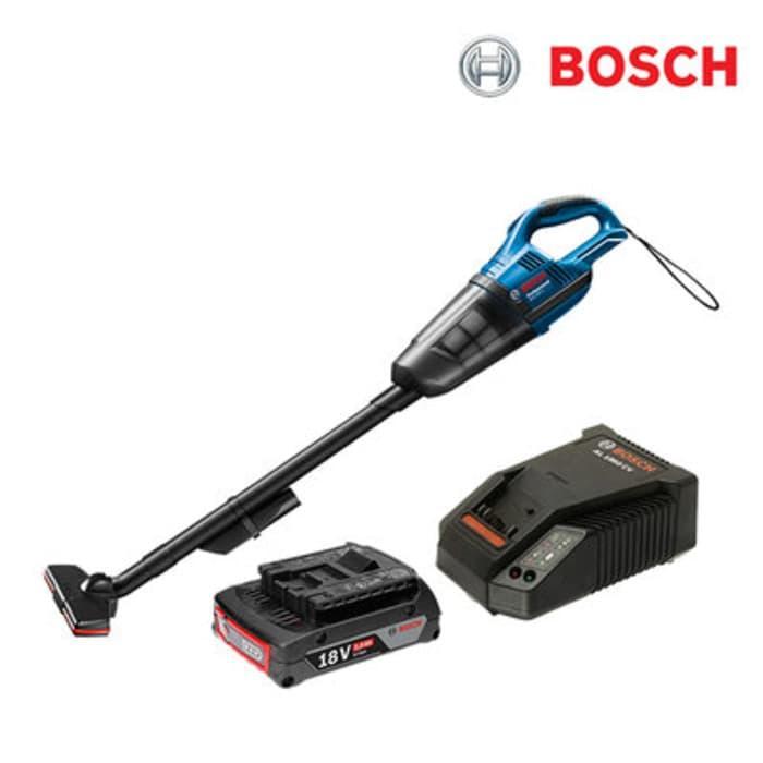 ORIGINAL BOS - Bosch GAS 18 V-LI 18V Cordless Vacuum Cleaner With