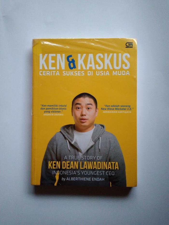 Ken & Kaskus - Cerita Sukses Di Usia Muda