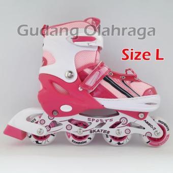 Pencarian Termurah Sepatu Roda Anak HARGA GROSIR !! Inline Skate Murah  Sepatu Roda Anak HARGA fb688a8df7