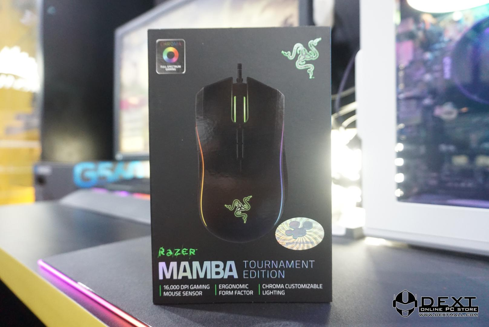 Razer Mamba Chroma Tournament Edition Gaming Mouse