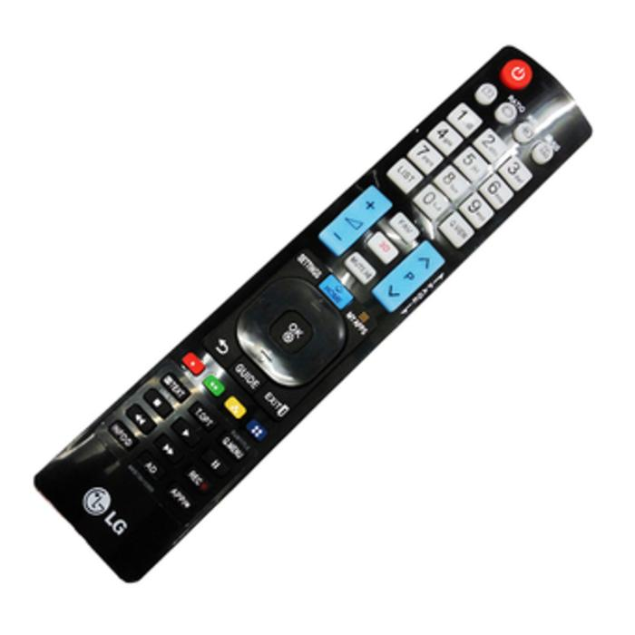 Remote TV LG LCD /LED Panjang 3D Original For tv lcd led Merk lg akb
