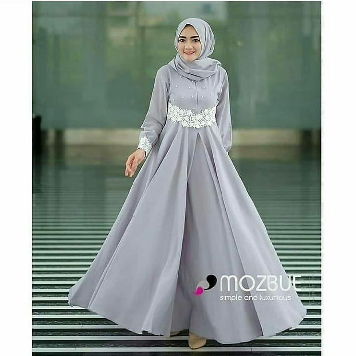 OMB Baju Gamis Pajera Dress Balotely Baju Muslim Original Long Maxy Wanita Hijab  Terbaru Pakaian Cewek 08d8a55cba
