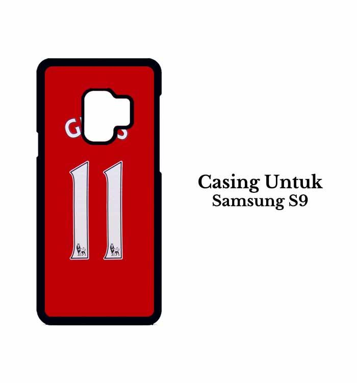 Casing Samsung S9 giggs 11 part 2 fix Custom Hard Case Cover