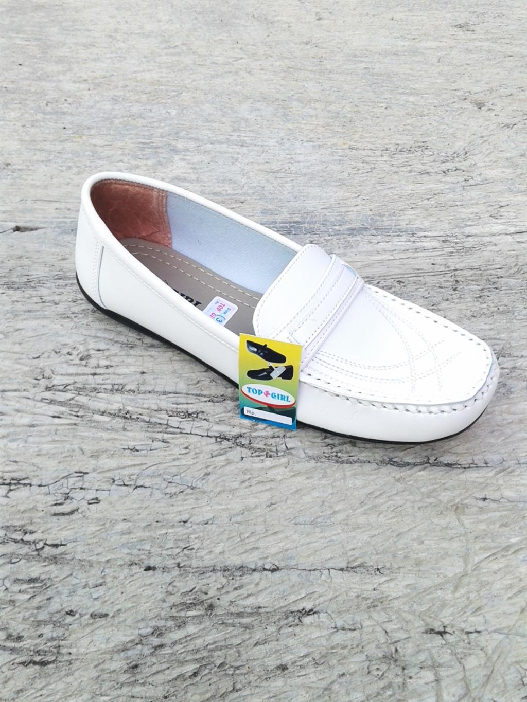 Top Girl Sepatu Formal Wanita / Sepatu Wanita / Sepatu Cewek / Sepatu Kerja Wanita / Sepatu Kerja Wanita Murah / Sepatu Santai Wanita Murah / Sepatu Slip On / Slip On Wanita MurahFlatshoes / Flatshoes Murah / Flatshoes Wanita Rempel AT18 Hitam
