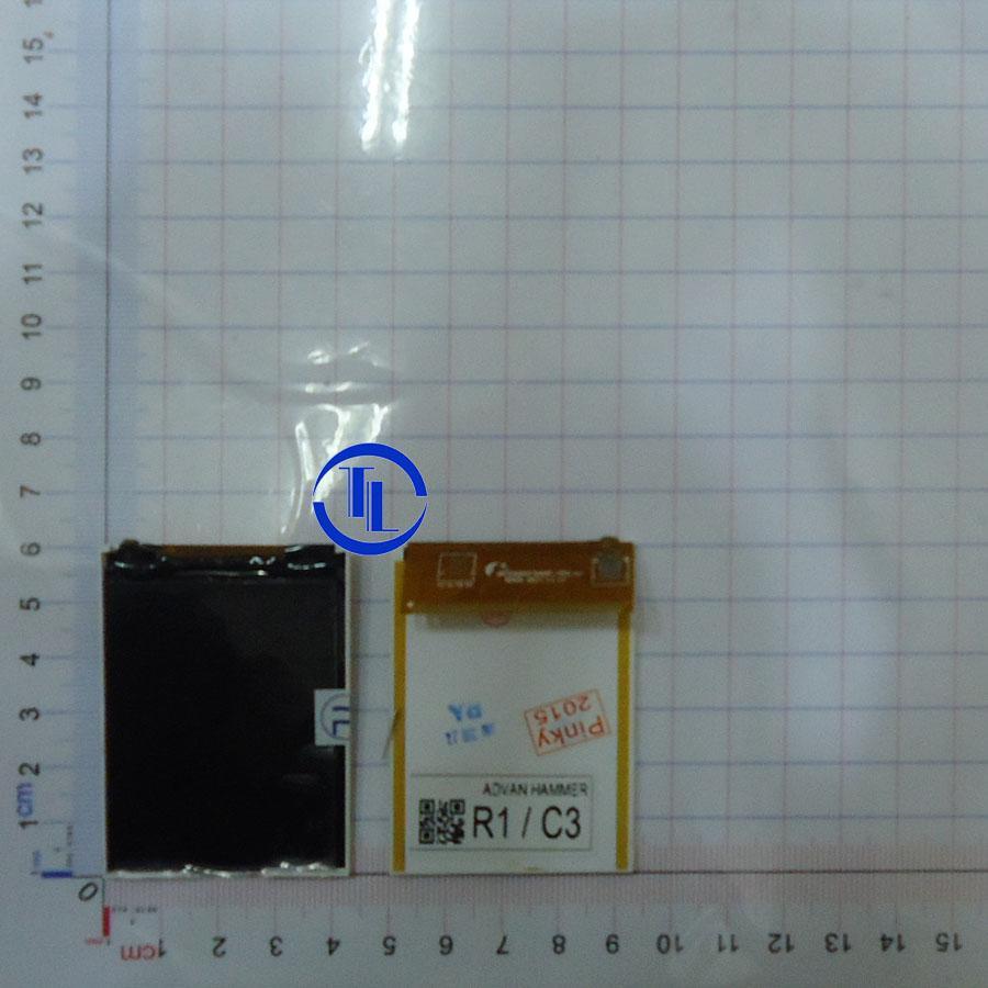 Buy Sell Cheapest Lcd Advan Hammer Best Quality Product Deals R1s Dual Sim Kamera R1 Genzatronik