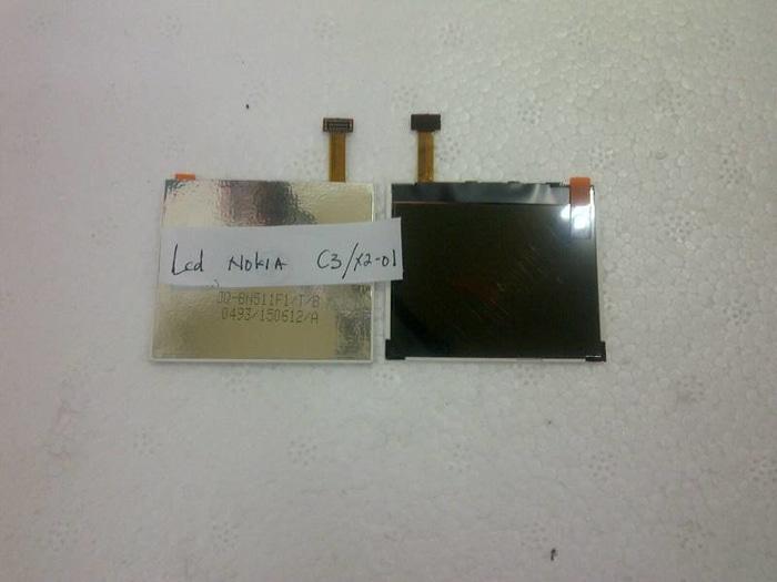 HARGA DISKON!!! LCD NOKIA C3-00/X2-01JQ - EAERU8