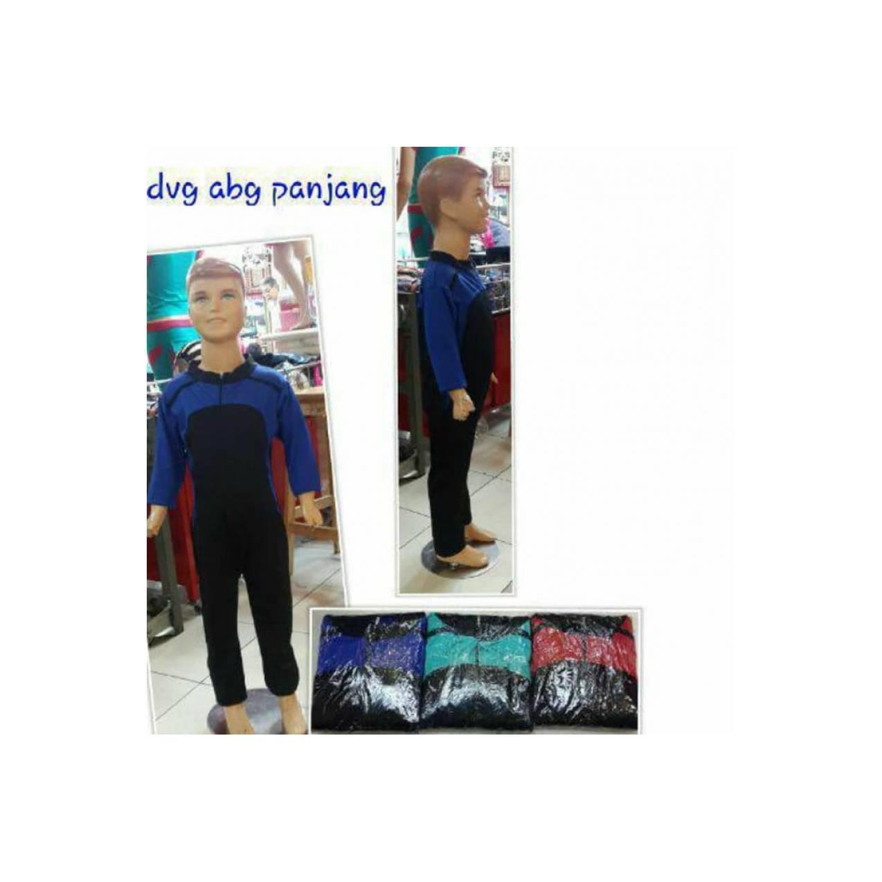 SwimSuit (Baju Renang) Diving BOY Anak SD (kisaran 7-10 tahun)