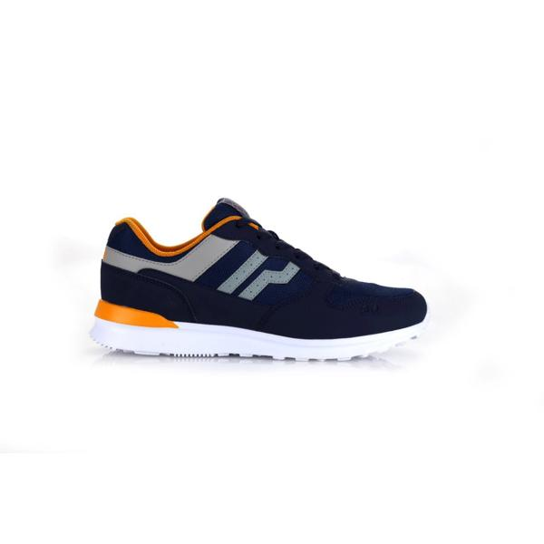 Sepatu Sneakers Piero Jogger Sunrise Blue Original