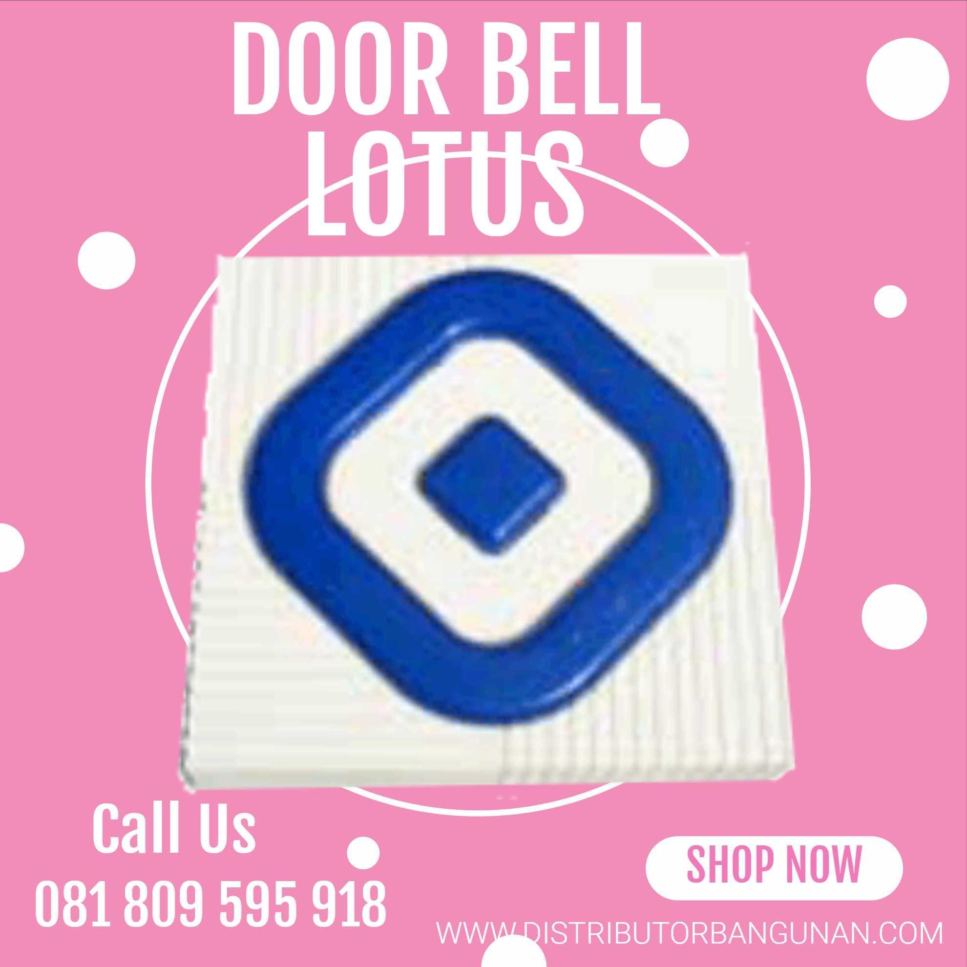 Bel Rumah Tanpa Kabel Wireless Door Bell Up To 30 Meter Dengan 16 Linptech Linbell G2 Self Generating Waterproof Pintu Magnet Original Cable Suara Kencang