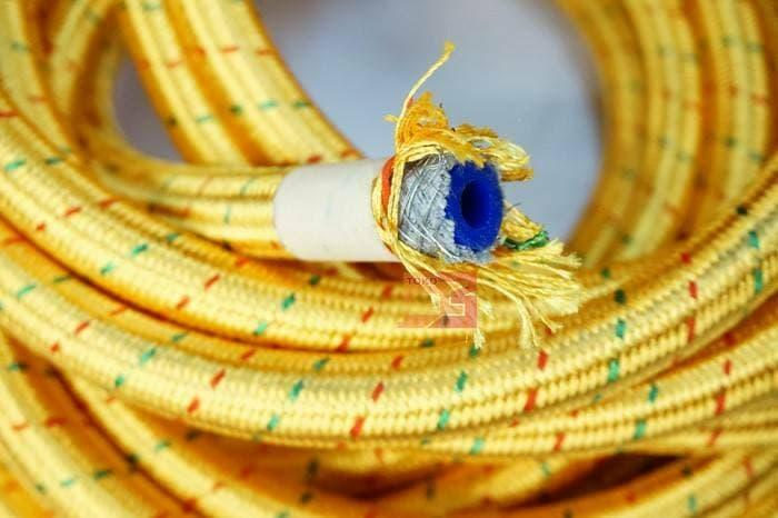 PALING DICARI Selang Setrika Uap Kuning Grade A Roll isi 50 Meter NAGAMOTO PROMO