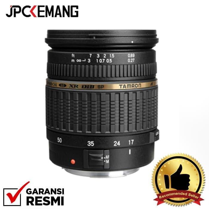 Tamron for Canon SP AF 17-50mm F/2.8 XR DI II LD Aspherical IF jpckemang GARANSI RESMI