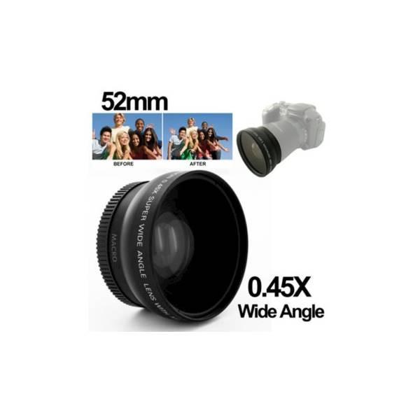 Lensa Tambahan Super Wide Angel Dengan Macro 52Mm Untuk Nikon