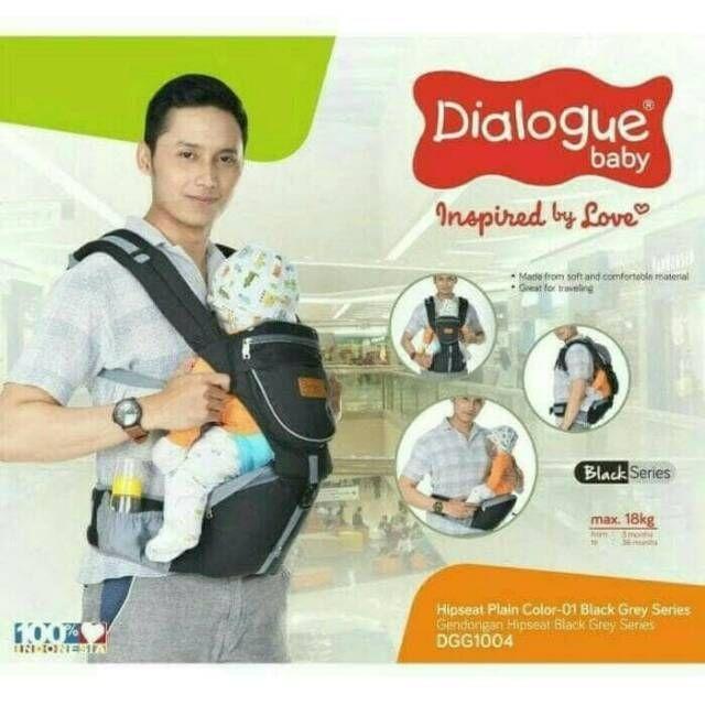 Gendongan Hipseat Dialogue 1004