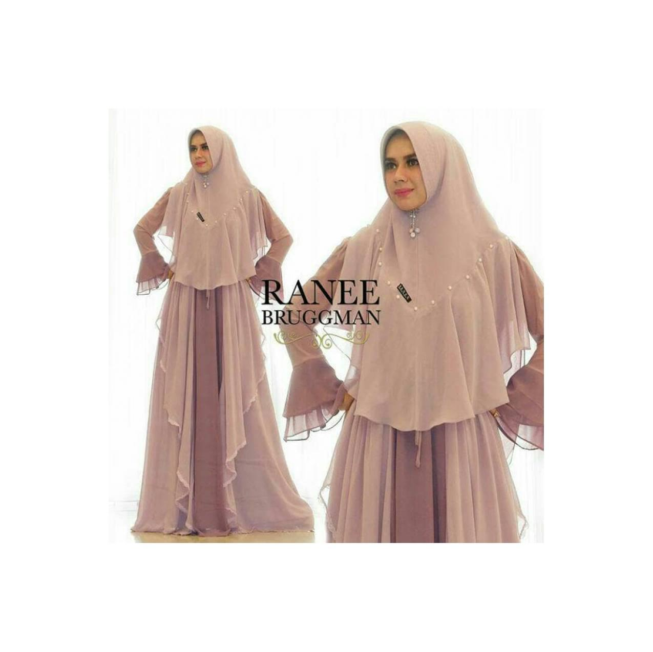 hana by ranee brugman (gamis/dress)
