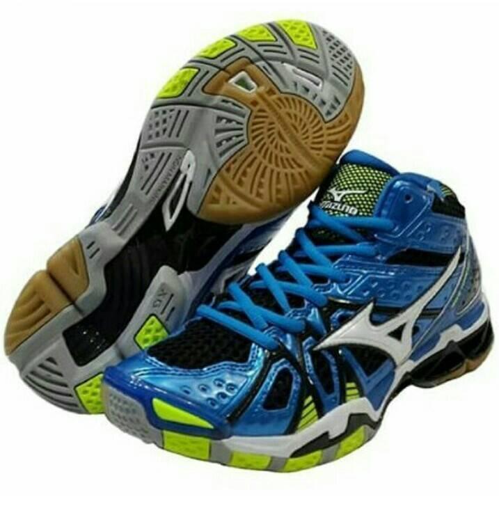 Sepatu Mizuno Tr 9 Original Import Sepatu Volly Sepatu Badminton de4ded62b3