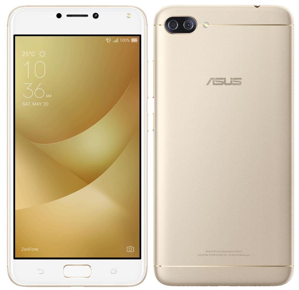 Handphone Asus Ori Berkualitas Zb45 Zenfone 4 Max Zc520kl 32gb Black