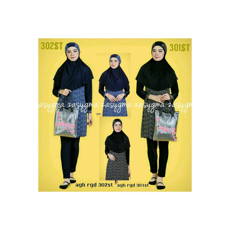Termurah Baju Renang code St Muslimah Syari remaja dan dewasa wanita