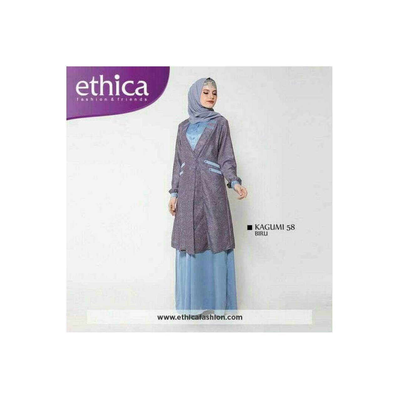 Busana Muslim ETHICA Kagumi 58