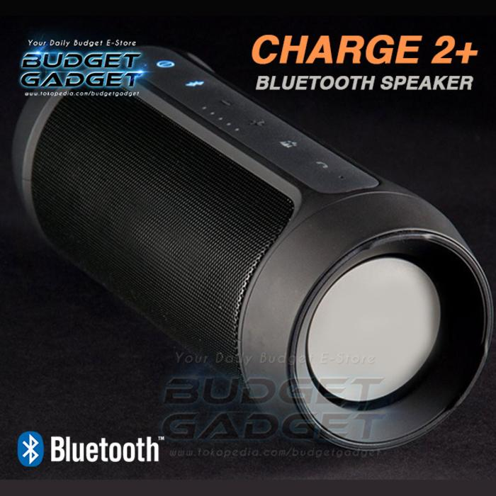 JDL Charge 2+ Wireless Bluetooth Speaker Waterproof IPX5 Super Bass