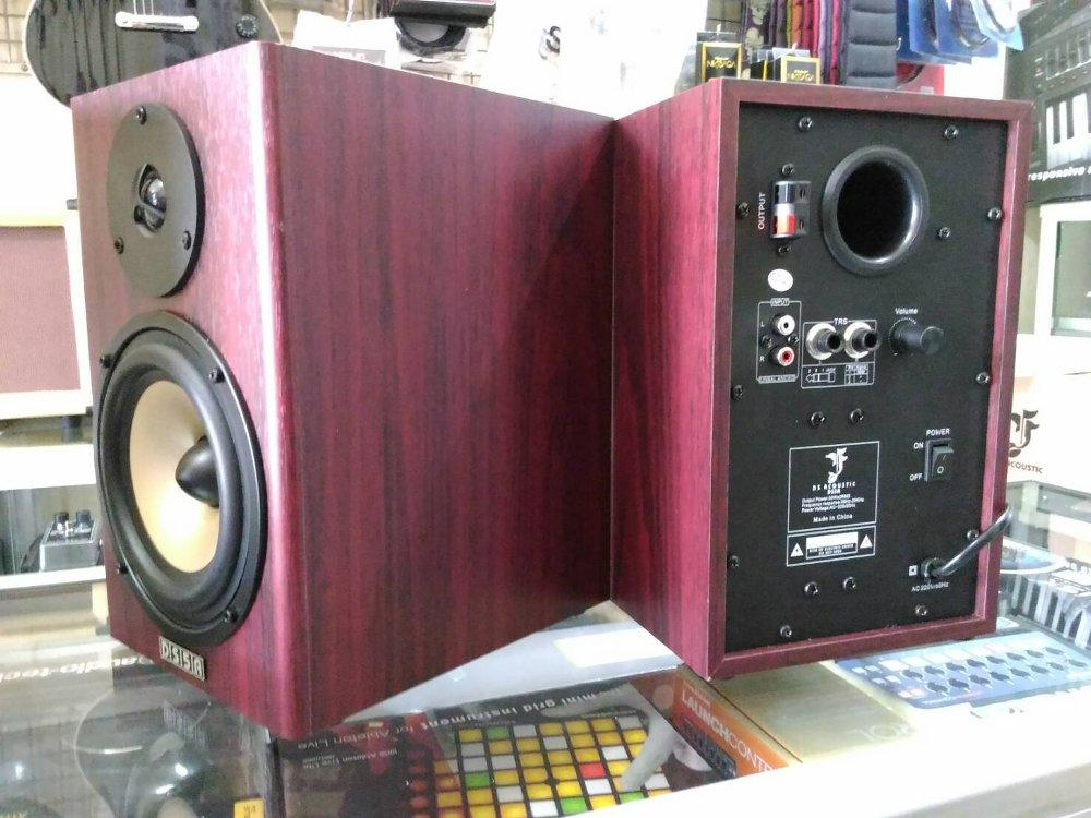 Speaker Monitor Recording isk DS Accoustic DS-5A 5inch speaker Murah Di Bandung