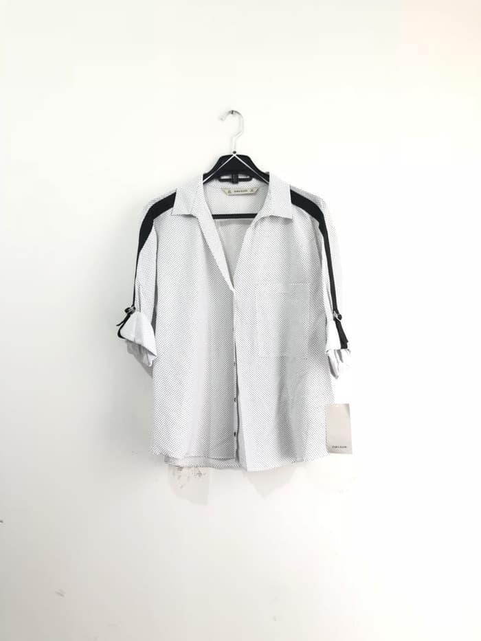 Blouse Zara Woman Original Not Gap Kenzo Balenciaga Chanel Gucci LV