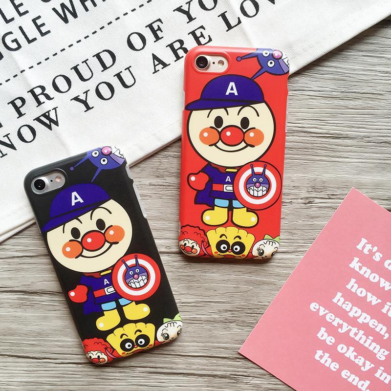 Roti Superman Selubung Ponsel Jepang atau Korea Selatan Apple Identitas Selubung Iphone7plus Menarik