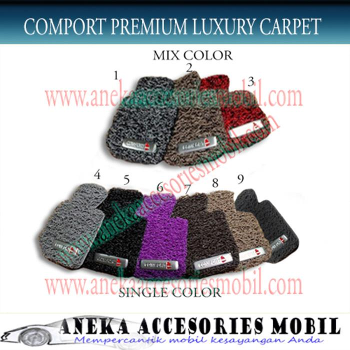 Comport Carpet/Karpet Comport Daihatsu Xenia Premium 2Cm