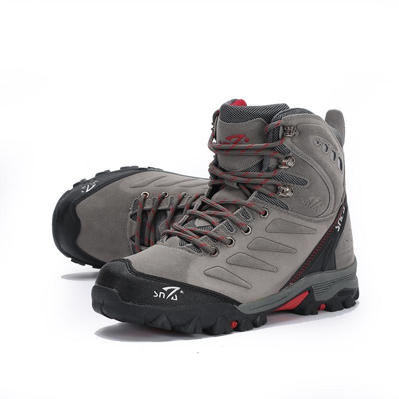 SNTA Sepatu Boot Gunung   Sepatu Hiking Boot   Sepatu Gunung Pria   Sepatu  gunung Tinggi bfc3adacd8