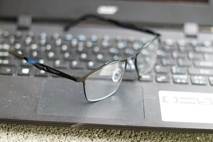 diskon 15%!! Frame Kacamata Baca U002F Minus (Frame+Lensa) Pclioe Pol 608 Kaca Mata - ready stock